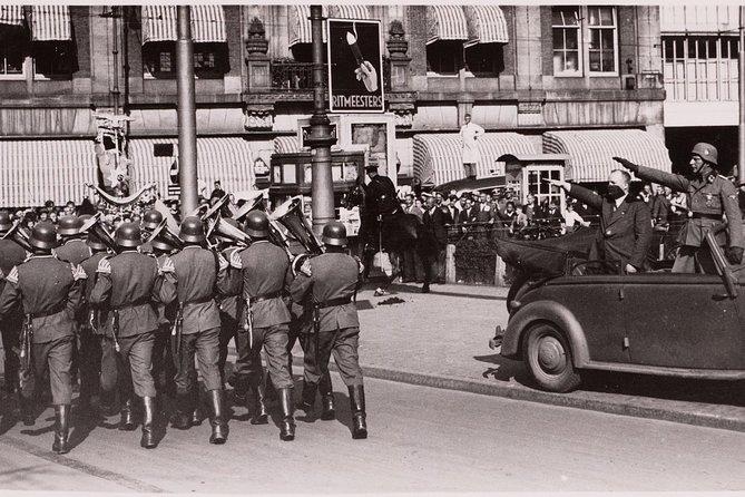 Amsterdam in World War II Tour
