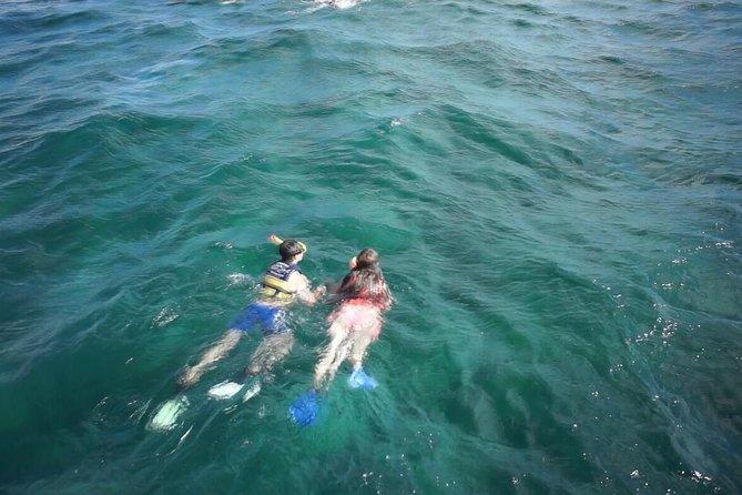 Camataran Tour to Isla Mujeres with Open Bar