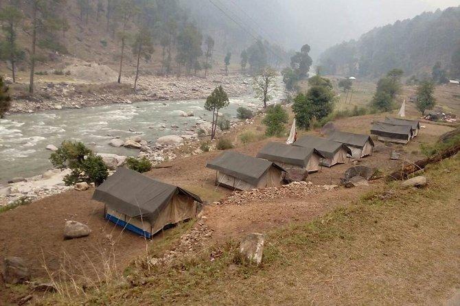 Tons River Camping