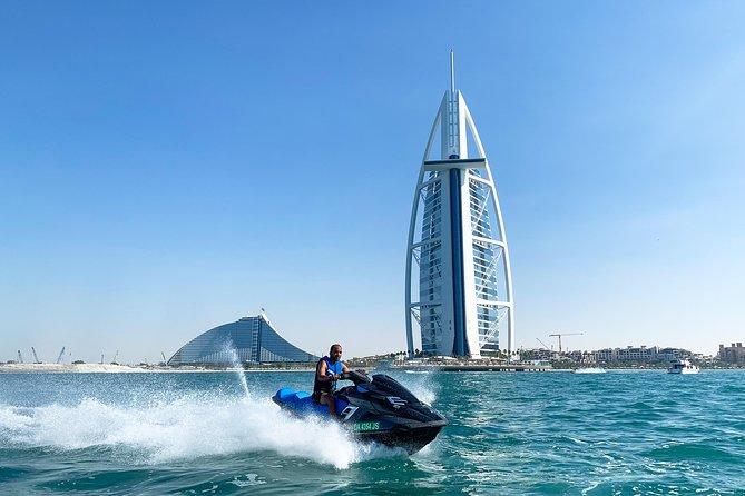Dubai's Fastest JetSki: Burj Khalifa & Burj Al Arab by OceanAir™️