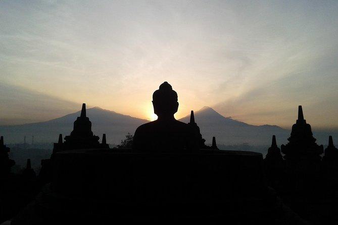 Borobudur Merapi Lava and Prambanan One Day Tour