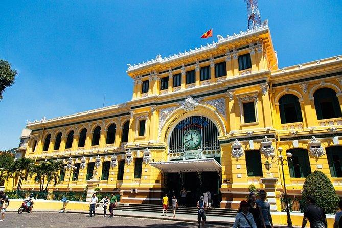 Private City Kickstart Tour: Ho Chi Minh