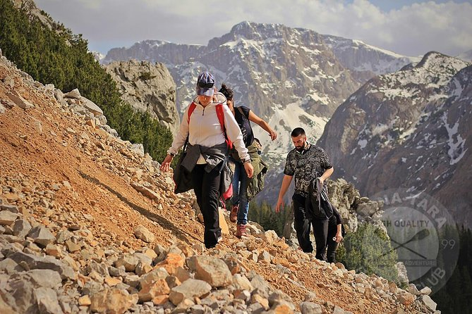 4 Day Rafting and Hiking Tour in Drina-Tara