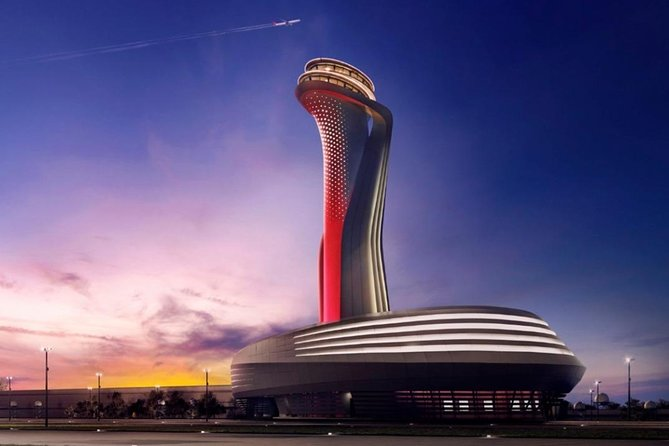 Istanbul New Airport (ISL) To Hotel Private Transfer (VIP Minivan)