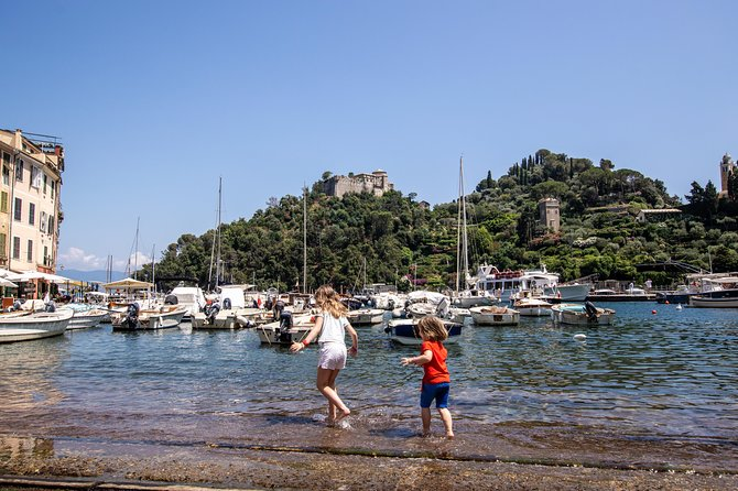 Portofino & Santa Margherita Small Group Tour by Train from Genoa with Top Guide