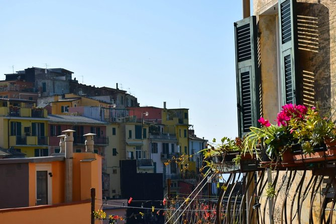Cinque Terre from Genoa: Private Roundtrip Transfer & Local Driver Disposal