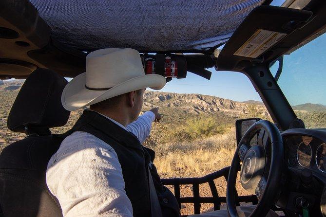 Sonoran Desert Jeep Tour