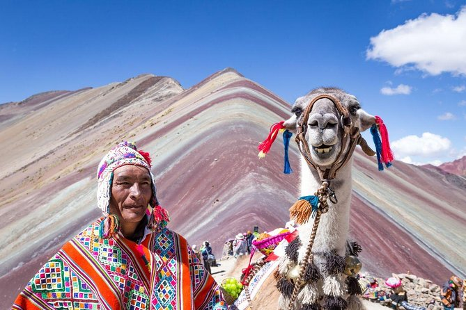 Rainbow Mountain Full-Day All Included Private Tour