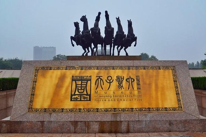 Luoyang Museum and Luoyang City Private Day Tour