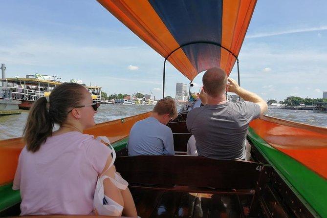 Bangkok Tour: Highlights & Hidden Gems & Long Tail Boat