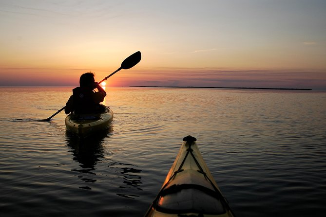 Cape Hatteras Kayak Adventure in Rodanthe