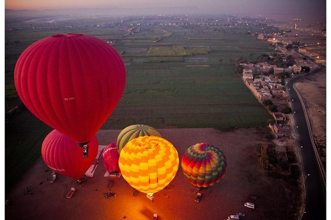Luxury Hot Air Balloon Ridding in Luxor