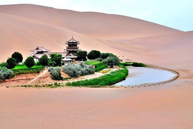Dunhuang Private Customized Silk Road Day Tour