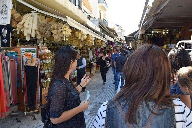 Heraklion for Foodies Tour: Private Culinary Experience