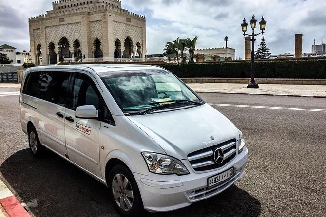 Private transfer from Chefchaouen to Casablanca airport