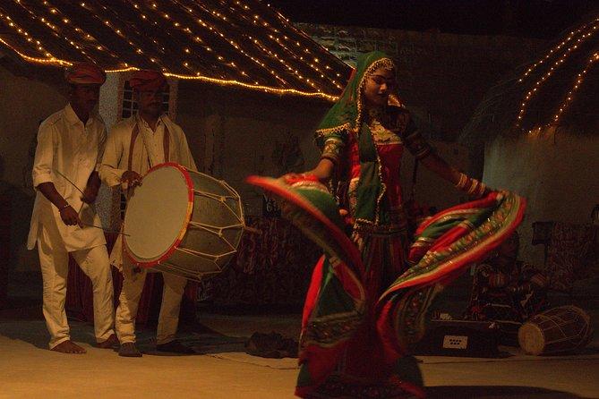 Thar Desert Magic – 1 Day Safari with Sunset & Culture Show