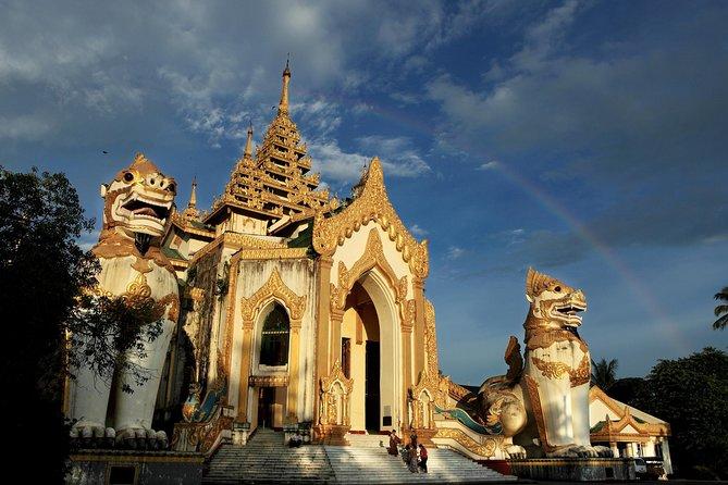 Yangon City Day Tour