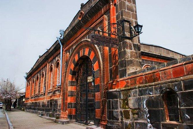 PRIVATE walking tour around Gyumri city