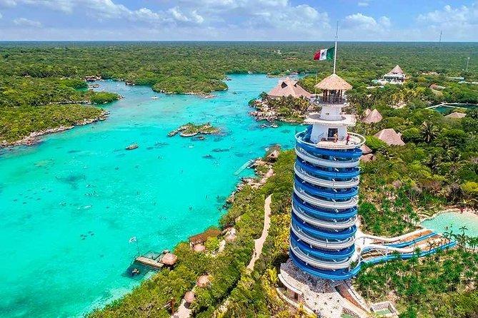 Tulum - Xel-Ha Tour from Cancun