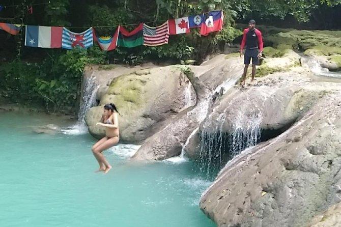 River Tubing & Blue Hole Secret Falls