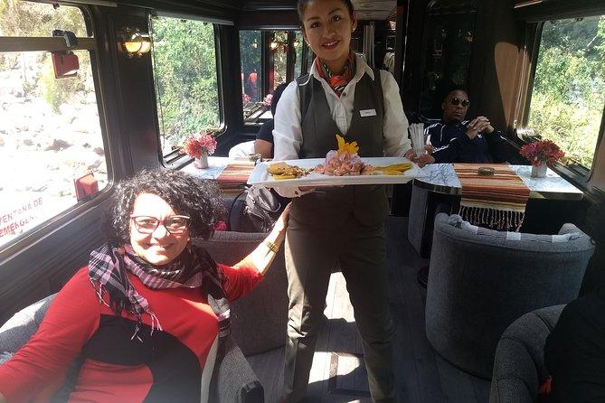 One Day Train Excursion to Machupicchu