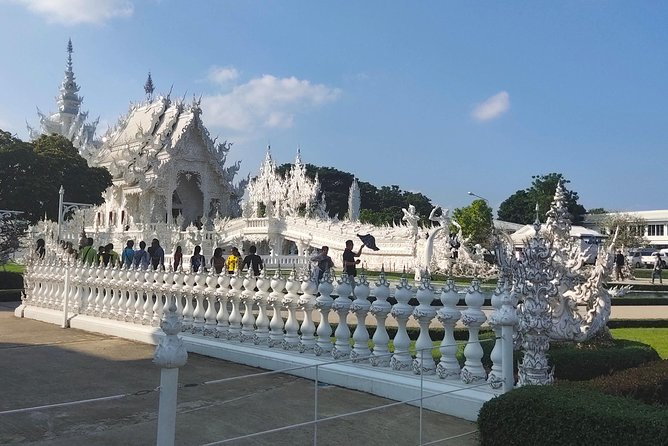 Chiang Rai and The Golden Triangle Day Trip from Chiangmai. (Private only ).