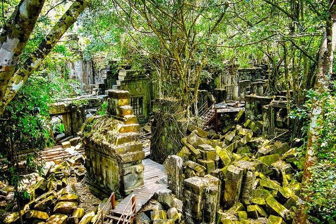 Koh Ker & Beng Mealea Excursion Join-in Tour - Free Hotel Pickup