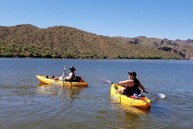 Solo Kayak Rental (Hard-Sided)