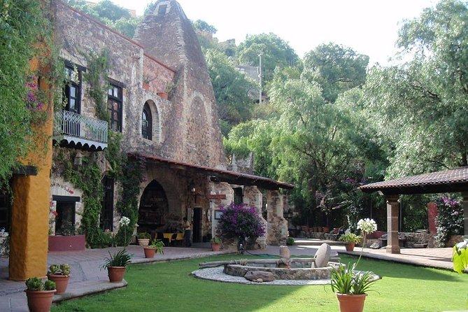 Private Tour in Guanajuato Capital Leaving San Miguel Allende