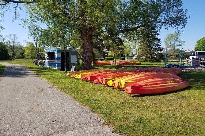 Half-Day Fun Pass! Kayak, Bike and SUP Rental in Traverse City