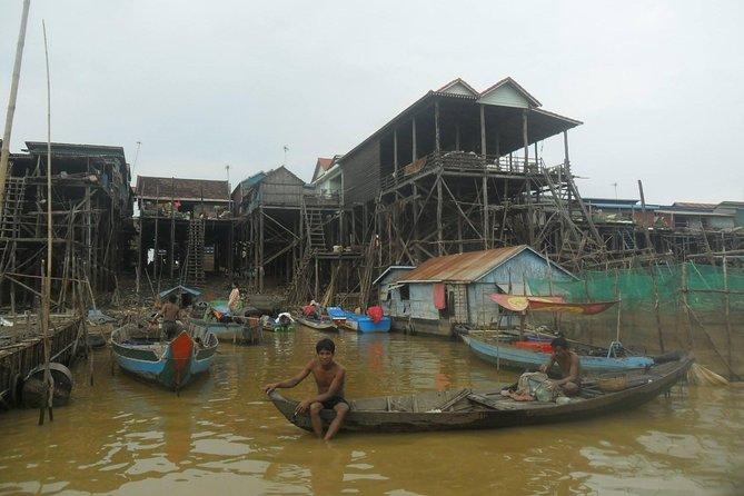 Private One Day Tour To Sombo Prei Kuk, Kompong Kdey Bridge and Kompong Kleang