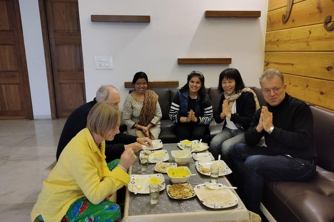 Cooking classes in Agra