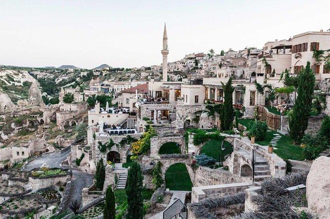 Daily Green Tour of Cappadocia - South Cappdocia