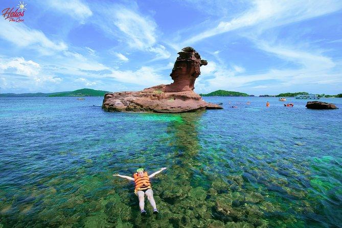 Speed Boat 4 Islands - Snorkeling - Sao Beach