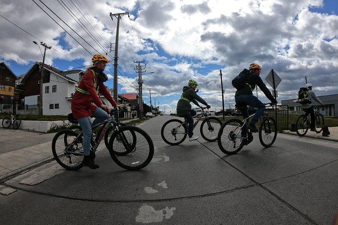 Bike Tour in Punta Arenas, 100% local tour.