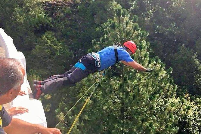 bungee jumping full day adventure in santiago de Querétaro