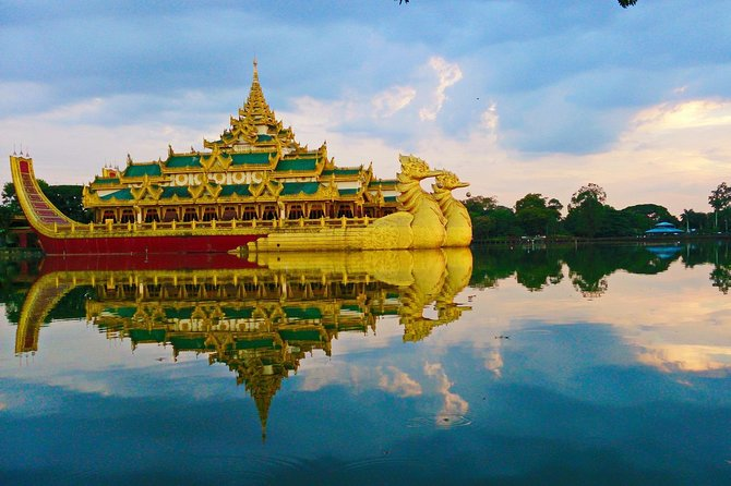 Private Yangon Day Tour with Circular Train