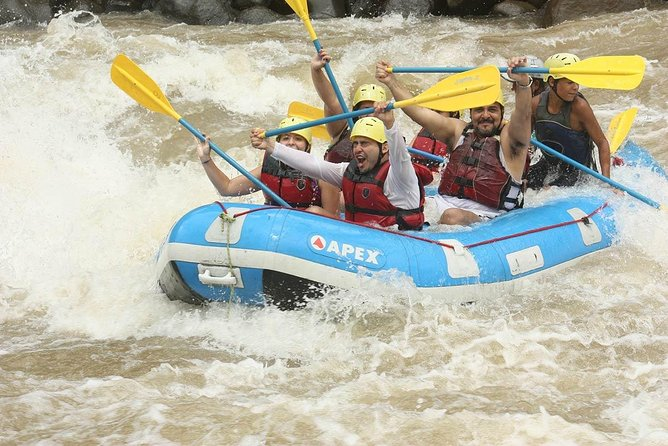 Deluxe cottages + rafting in Rishikesh