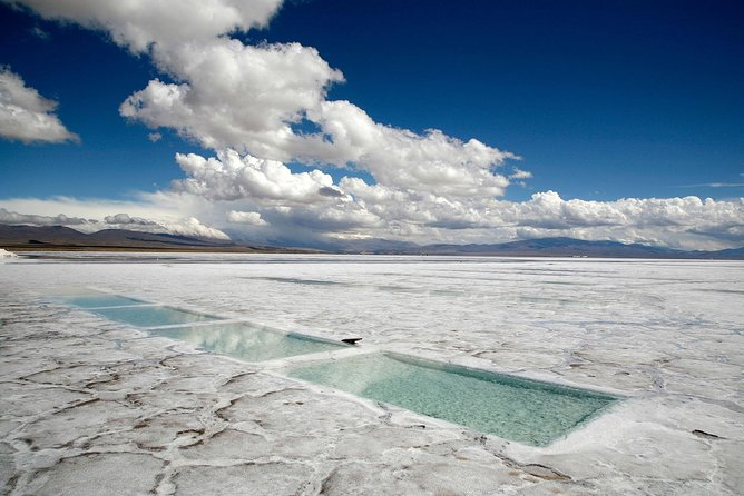 Salinas Grandes and Purmarmca: Full Day Tour from Salta Capital