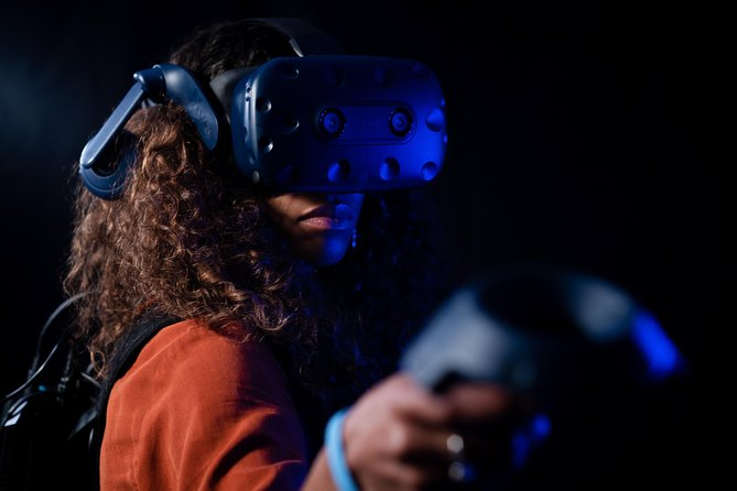 DNA VR | VR Arcade experience