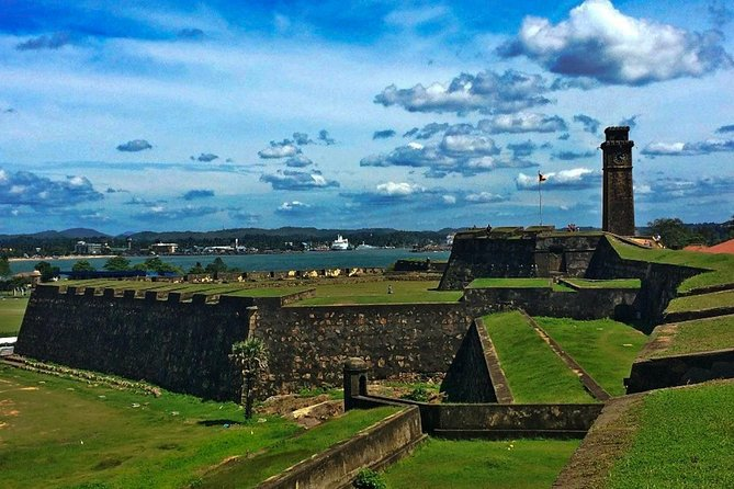 Walk-in Southern Coasts & Historical Colonial Town - One Day Excursion in Galle
