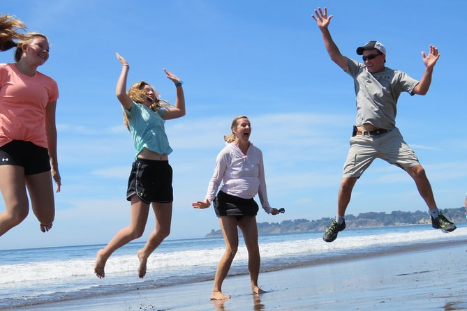 California Central Coast 3-Day Private Tour from San Francisco