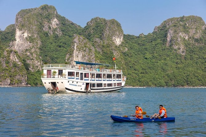 Santa Maria Cruise 4 star Halong Bay