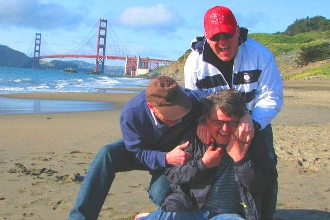 San Francisco City Tour combined with a Bay Cruise Adventure