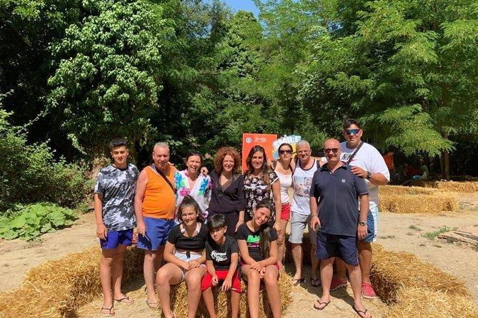 Butrint, Blue Eye, Ksamil and Lekuresi Castle, Group Tour Of More Than 10 People