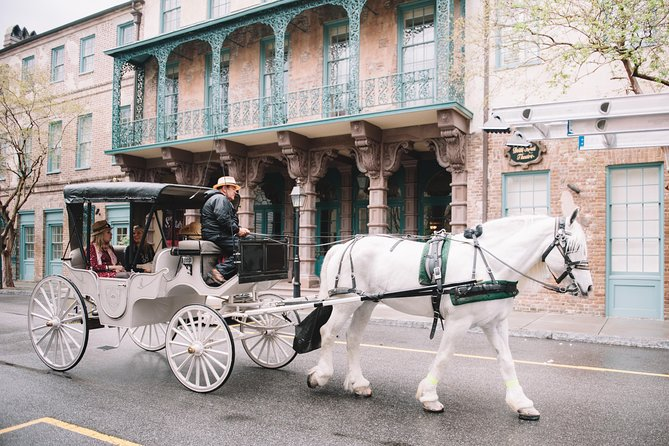 Private Horse-Drawn Carriage Tour of Historic Charleston