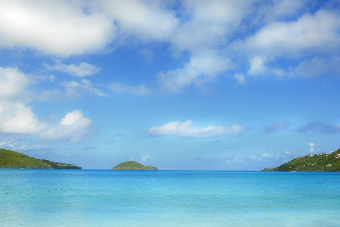 Vi Top Taxi & Tours USVI-St Thomas Island and Magen's Bay Tour