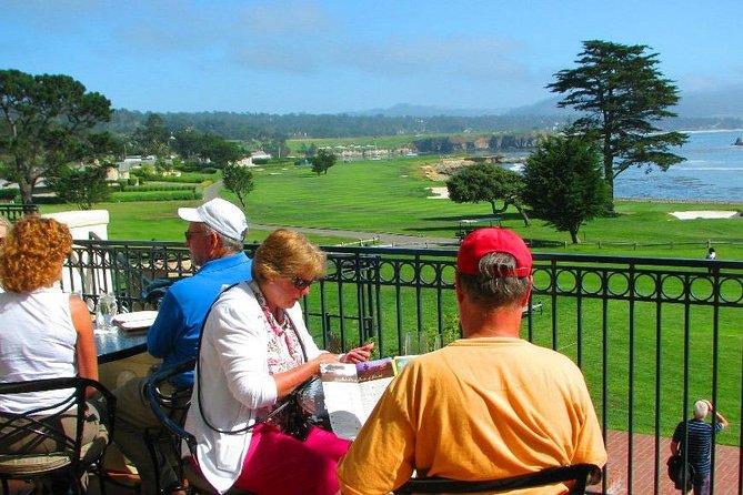 Private Tour of Hearst Castle, Big Sur, Monterey & Carmel from San Francisco