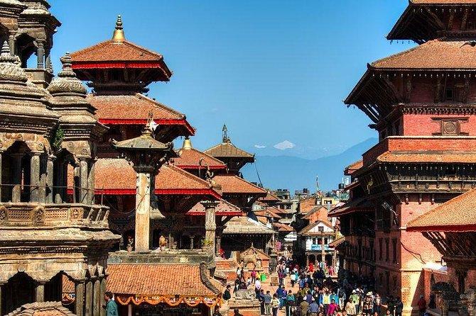4 Day Kathmandu, Patan, Bhaktapur Sightseeing with Nagarkot Trip