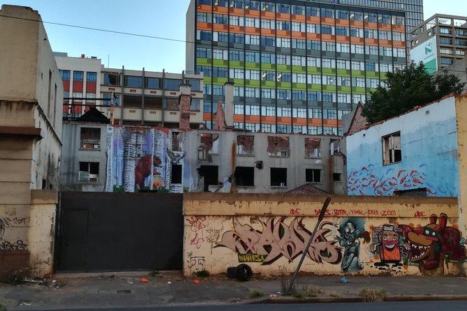 Johannesburg Walking Tours